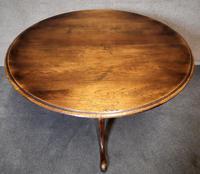 Country Oak Tilt - Top Breakfast Table By GT Rackstraw (2 of 10)
