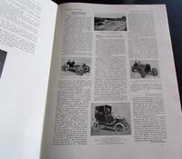 Folio Sized French Journal - Articles on Early Motoring, Napoleon, Full Colour Prints 1908 (3 of 4)