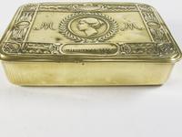 WW1 Princess Mary Christmas Gift Box (5 of 5)