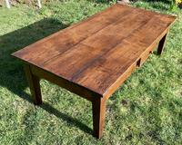 French Cherrywood Coffee Table (3 of 5)