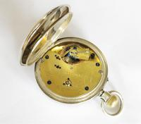 Antique Silver Pocket Watch from Mappin & Webb (3 of 5)