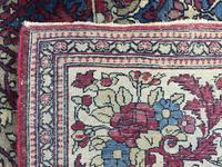 Antique Isfahan Rug (9 of 10)