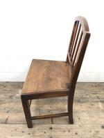 Pair of 19th Century Oak Farmhouse Chairs (7 of 13)