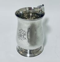18th Century Georgian Solid Sterling Silver Tankard (4 of 16)