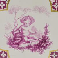 Large Victorian Minton Sevres Style Square Jardiniere (6 of 15)
