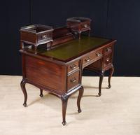 French Ladies Desk Mahogany Bureau du Dame Empire (11 of 13)