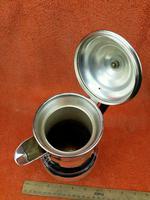 Vintage Silver Plate Coffee Pot Garrard & Co Ltd (9 of 9)