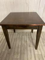 Arts and Crafts Copper Top Dining Table (4 of 4)