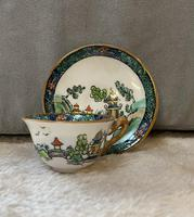 Crown Staffordshire Miniature Cup & Saucer