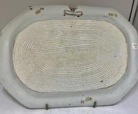 Antique Masons Ironstone Pottery Platter c.1845 (4 of 5)