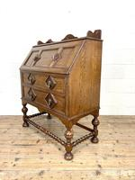 Early 20th Century Antique Bureau (3 of 9)