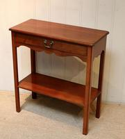 Mahogany Side Table (4 of 8)