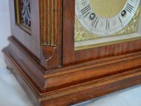 Leinzkirch Ting Tang Walnut Mantel Clock (2 of 7)