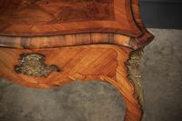 Stunning Walnut Bureau Plat Table (11 of 13)