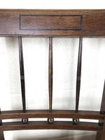 Pair of 19th Century Welsh Oak Farmhouse Chairs (7 of 11)