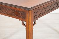 Interesting Pair of Mahogany End Tables (6 of 7)