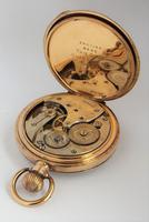 Antique 1920s Swiss Pocket Watch (3 of 5)