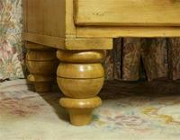 Petite Pine Chest of Drawers from the 1920s (6 of 8)