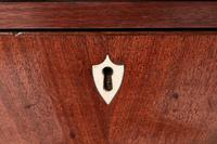 Antique Mahogany Bureau (5 of 6)