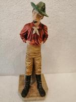 Fine Royal Worcester Figure - Yankee (2 of 10)