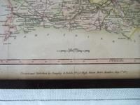 Langley's New Map of Berkshire 1817 (3 of 4)