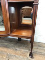 Antique Glazed Display Cabinet (9 of 14)