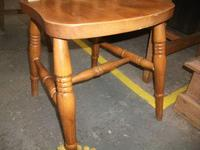Spindle Back Kitchen Chair (2 of 2)