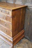 William & Mary Walnut Chest of Drawers (2 of 9)