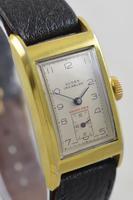 Buren Art Deco Grand Prix Wristwatch (4 of 6)