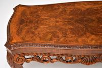 Antique Burr Walnut Coffee Table (9 of 9)