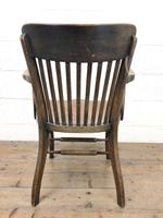 Early 20th Century Desk Chair (11 of 11)