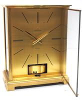Rare 1960's Jaeger Lecoultre Atmos Mantel Clock – Swiss Made Model VII Red 1967 (13 of 13)