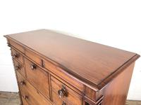 Large Victorian Mahogany Chest of Drawers (2 of 16)