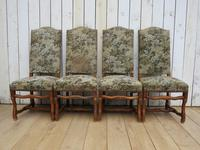 Set of Six French Os De Mouton Dining Chairs (3 of 9)