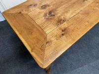 French Fruitwood Farmhouse Dining Table (15 of 15)