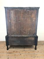 18th Century Antique Oak Chest on Stand (9 of 9)