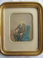 A pair of 19th century daguerreotype portraits (2 of 7)