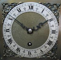 Fabulous 1933 English Bracket Clock by Astral, Coventry. (6 of 6)