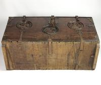 16th Century Romayne Marriage Chest (11 of 18)