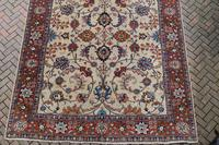 Old Tabriz Roomsize Carpet 355x278cm (9 of 13)