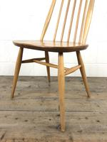 Pair of Ercol Blonde Elm Windsor Chairs (9 of 12)