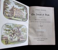1880 A Week's Holiday in The Forest of Dean.  Rare 1st Edition, Coloured  Plates & Map (2 of 5)