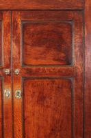 Large 18th Century Oak Corner Cupboard (8 of 8)