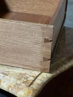 Quality Pair of French Marquetry Bedside Drawers (14 of 22)