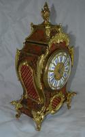 Boulle Mantel Clock Richard & Co (2 of 5)