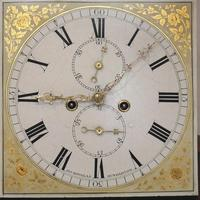 Small Proportioned Scottish Longcase Clock (9 of 12)