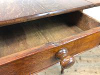 Victorian Oak Pembroke Table (3 of 9)