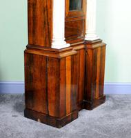 Palatial Regulator Clock - Exhibition quality with carved marble pillars (4 of 12)