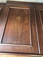 4 Door Mahogany Library Bookcase (9 of 10)