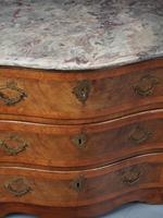 Pair of Antique French Walnut Commodes (7 of 17)